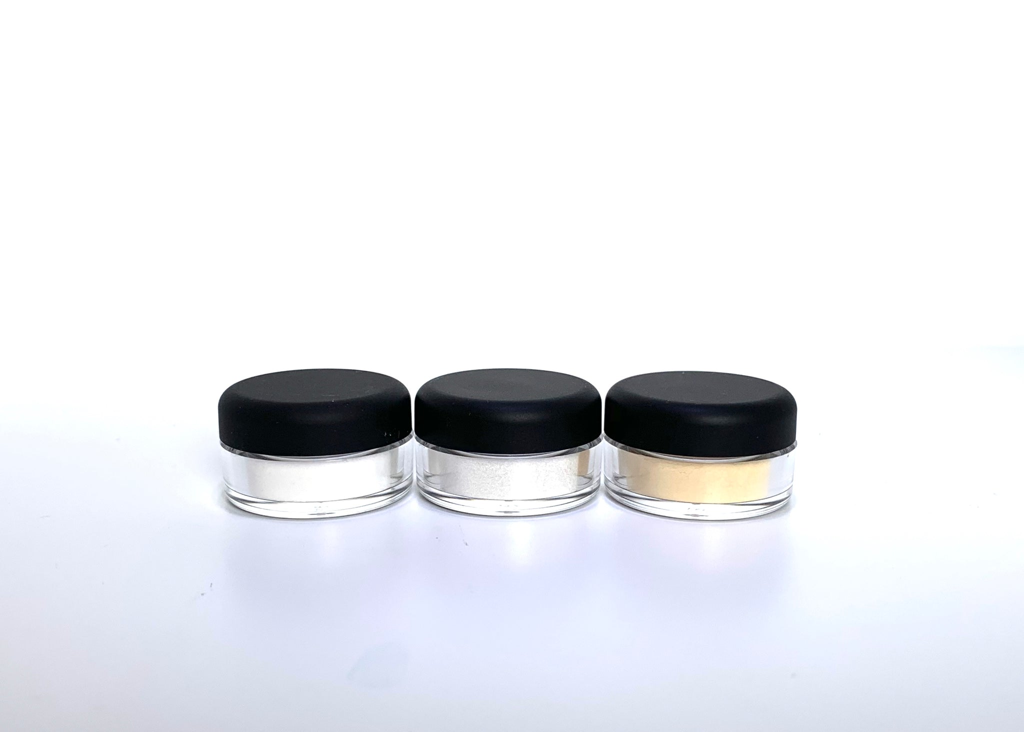 *Milky Whites* Mineral Eye Shadow - 5g