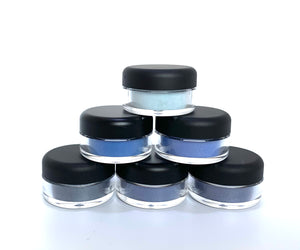 *Moody Blues* Mineral Eye Shadow -5g