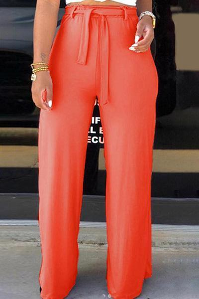 High Waist Classic Pants