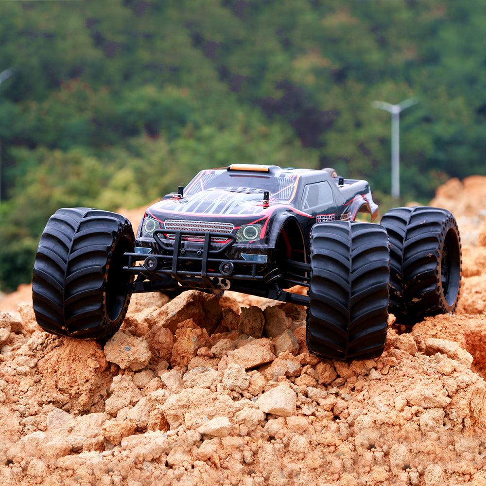 JLB Racing Cheetah RC Truck 1/10 Brushless 4WD 120A Off-Road Truck RTR 11101