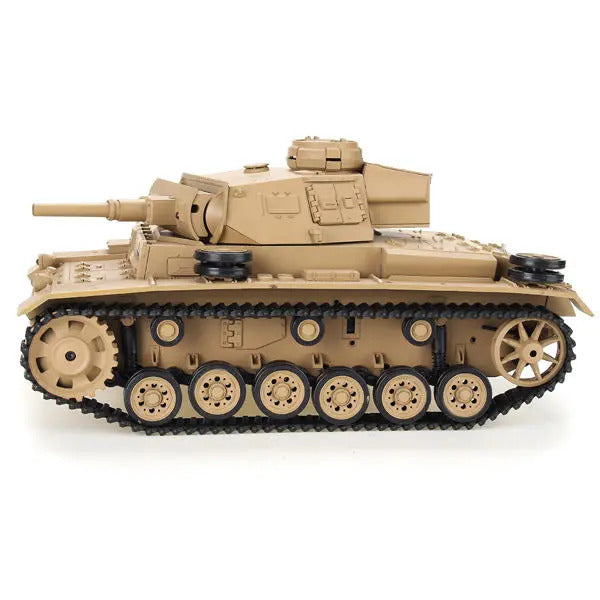 Heng Long 3849 German Tauch Panzer RC Battle Tank