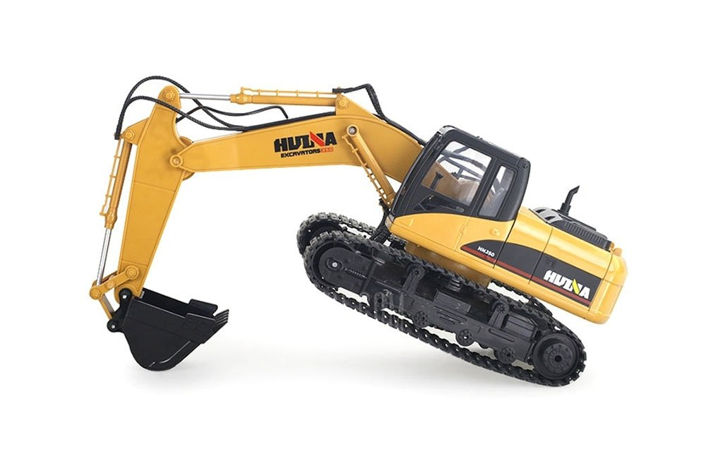 RC Excavator 2.4G 15CH 1/12 Metal RC Equipment