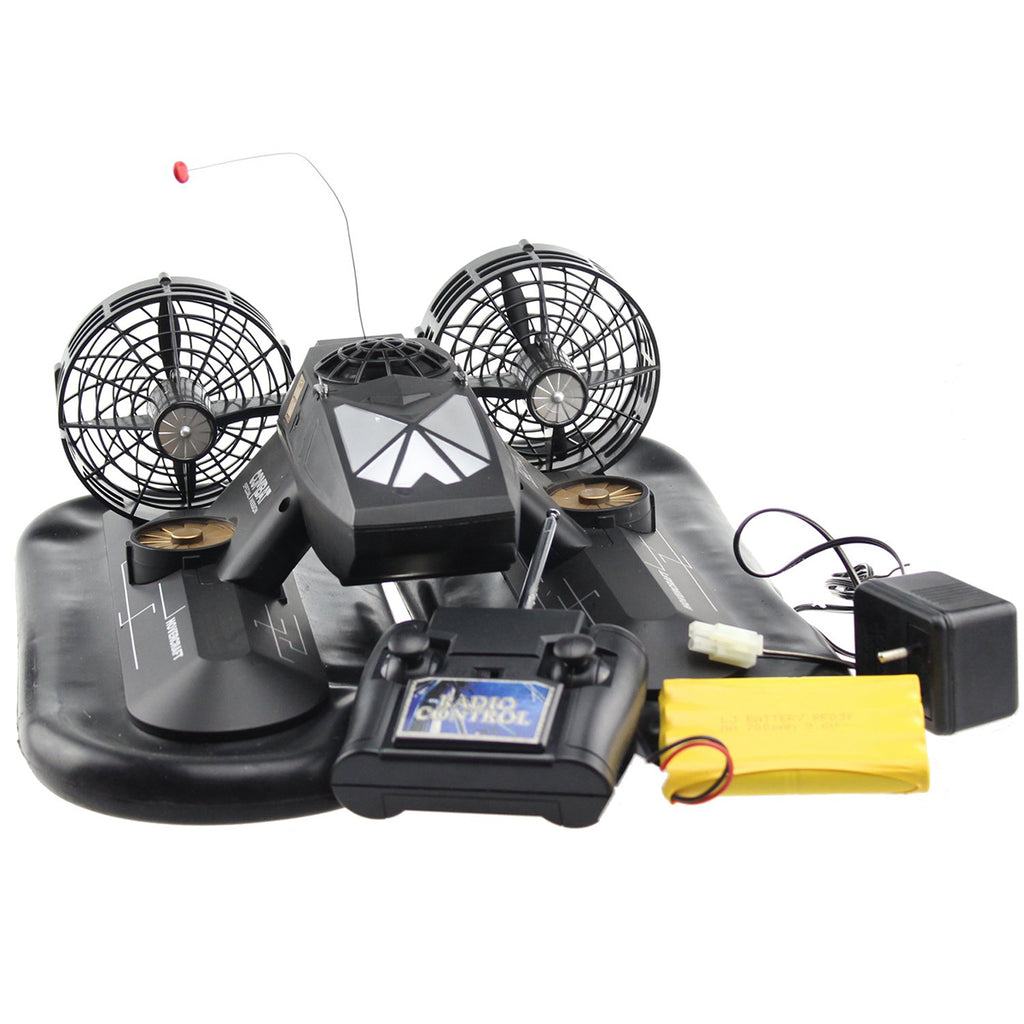 4 Channels Radio Controlled Hovercraft
