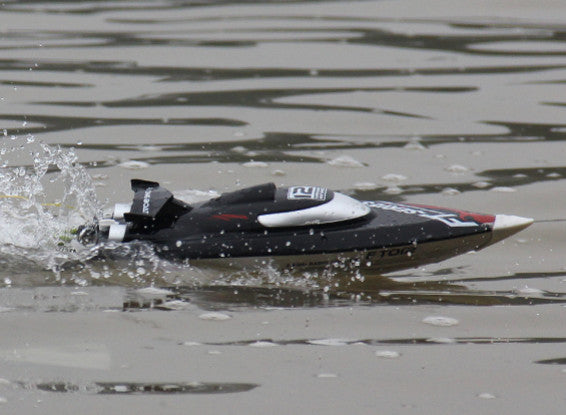 FT012 Brushless RC Racing Boat 2.4G 4CH 45km/h RTR High Speed Racing Boat