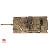 Heng Long M1A2 Abrams RC Tank 1:16 US Army Main Battle Tank