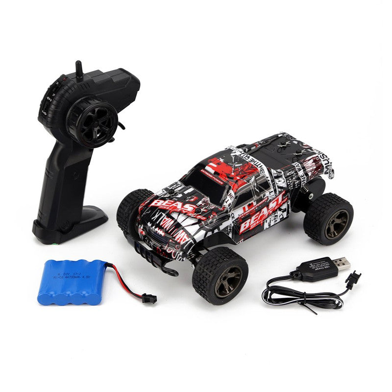 RC Car 1:16 2.4G Off-Road Truck Beast Series RC Speed Car
