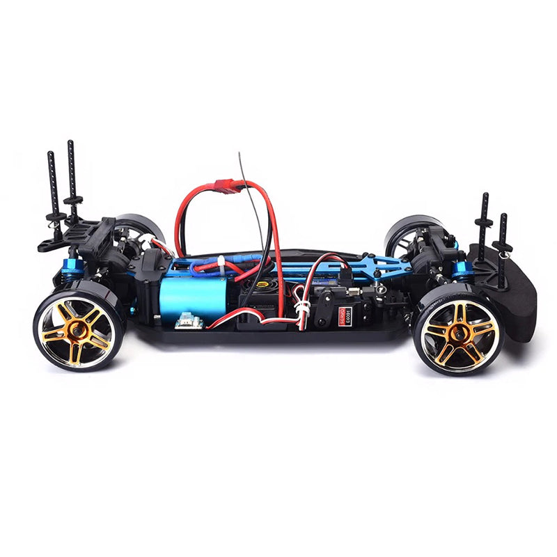 HSP 94123 Pro RC Drift Car 1/10 Brushless Flying Fish On Road RTR