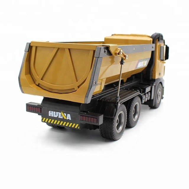 Dump Truck 1/14 10CH 2.4GHz RC Construction Vehicle Remote Control Truck