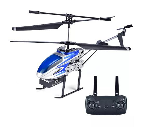 KY808 2.4G 4CH 6 Axis RC Helicopter Hover Altitude Hold With HD Camera