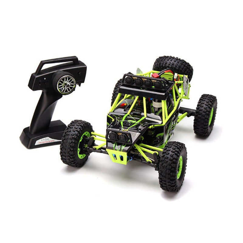 WLtoys 12427 2.4G 1/12 4WD RC Crawler RC Car With LED Light