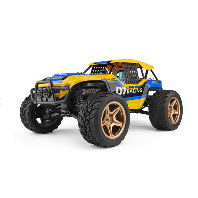 Wltoys 12402-A RC Car 1/12 2.4G 4WD Dessert Baja Vehicle RC Off-Road Truck