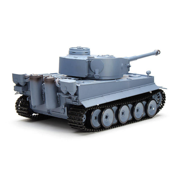 Heng Long 3818-1 Germany Tiger I Tank RC Battle Tank - Metal Gearbox Version