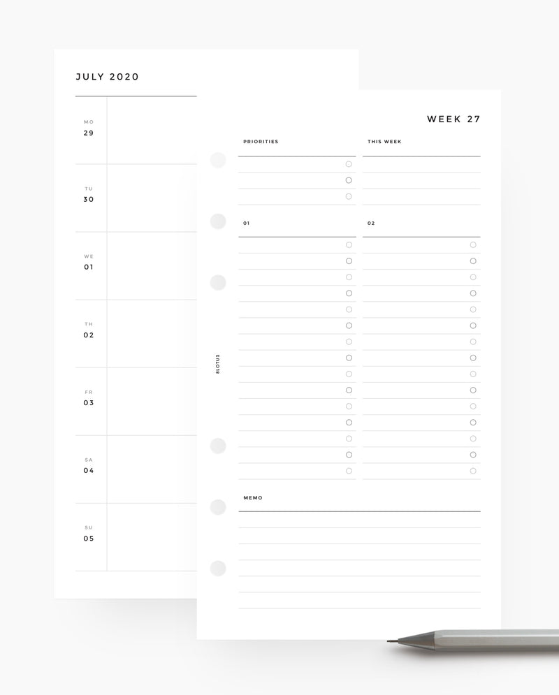 MN024 - 2020-21 Weekly Horizontal Custom Lists