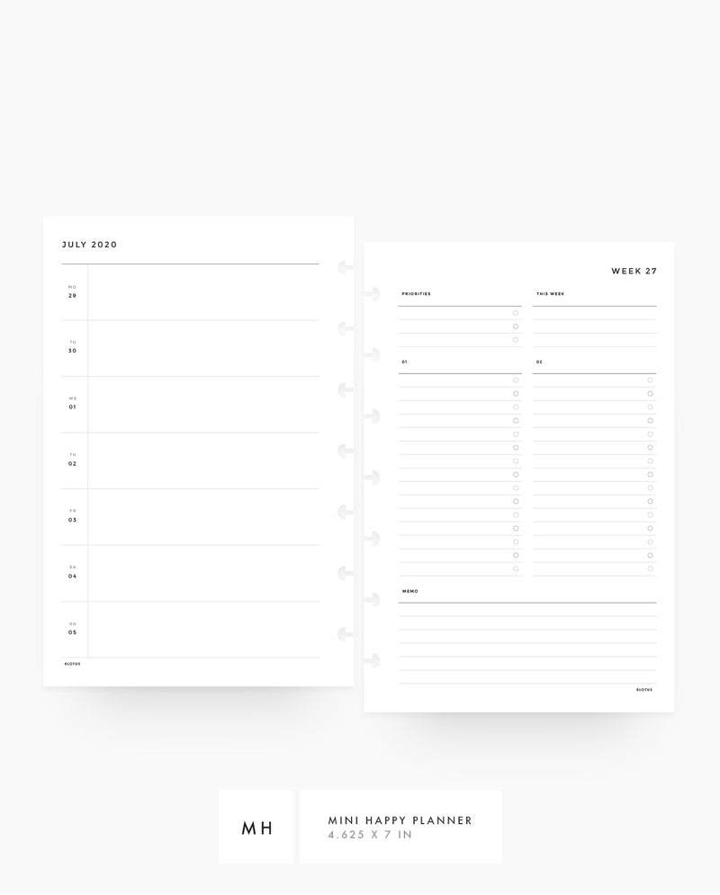 MN024 - 2020-21 Weekly Horizontal Custom Lists - PDF