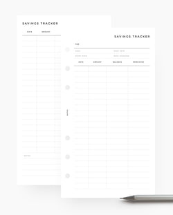 MN046 - Savings Tracker V2