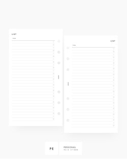 MN022 - To Do List - PDF