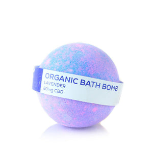 CBD Living Bath Bombs