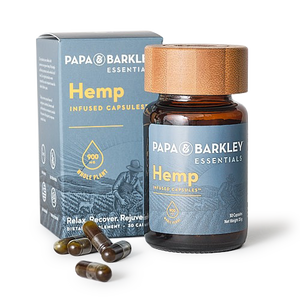 Papa and Barkley Essentials Hemp Infused Capsules