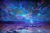 GALAXY NIGHT SKY - DIAMOND PAINTING KIT