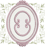 Classic Embroidery Motif - 03 -  Embroidery Inspirations - by Sue Box