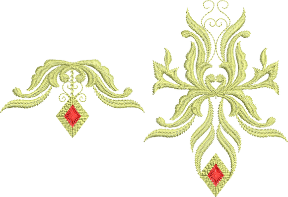 04 - Jewel Motifs B and E