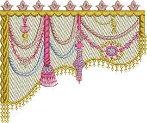 05 -  A Romantic Era - Drape-2 Sides