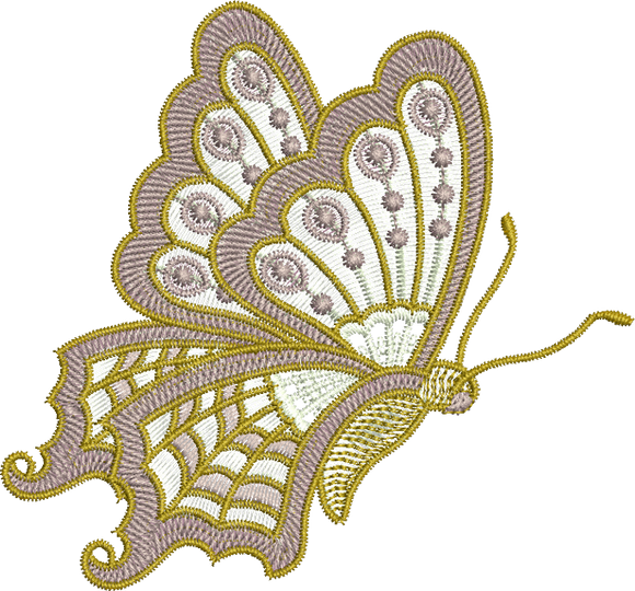 06 -  Everlasting Embroidery - Butterfly Side