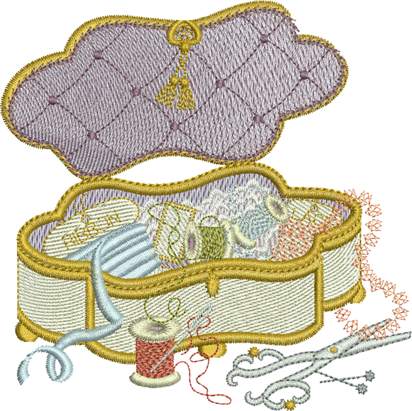 09 - Sewing Box