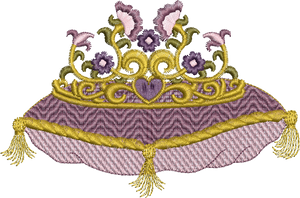 10 - Enchanted Fairy Treasures - Titania`s Crown
