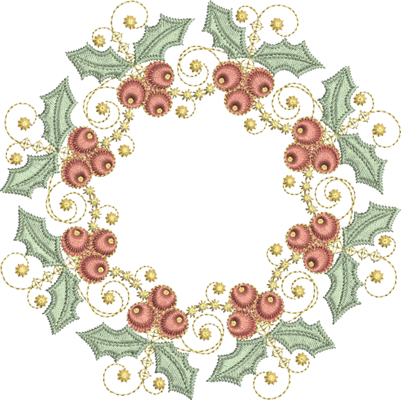 24 - Large Wreath