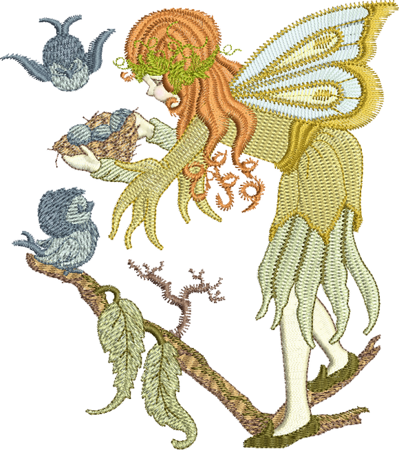 24 - Enchanted Fairy Treasures - Pippen