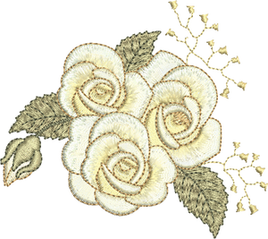 28 -  Embroidery Inspirations - Roses-2