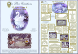 07 - 3D Lace Swan & Specialty Lace Collection on CD