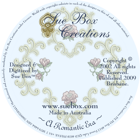 13 - A Romantic Era collection on CD