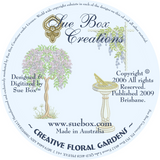 05 - Creative Floral Gardens collection on CD