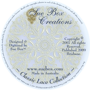 03 - Classic Lace Collection on CD