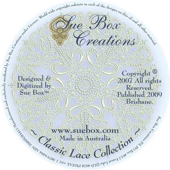 03 - Classic Lace Collection