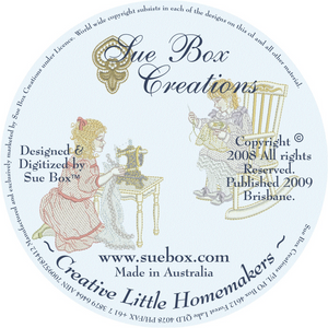 02 - Creative Little Homemakers Collection on CD