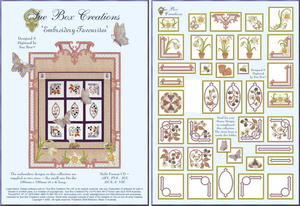 Embroidery Favourites collection by Sue Box - Full Collection Download