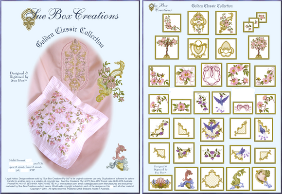 Golden Classic collection by Sue Box - Full Download