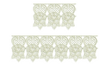 03 - Just Lace - Abir Borders
