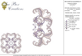 Machine Embroidery Motif -01 - Mix N Match Elegance - by Sue Box