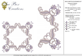 Machine Embroidery Motif -07 - Mix N Match Elegance - by Sue Box