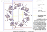 Machine Embroidery Motif -19 - Mix N Match Elegance - by Sue Box