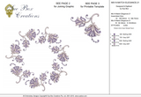 Machine Embroidery Motif -21 - Mix N Match Elegance - by Sue Box