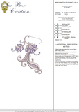 Machine Embroidery Motif -24 - Mix N Match Elegance - by Sue Box
