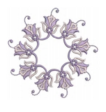 Machine Embroidery Motif -31 - Mix N Match Elegance - by Sue Box