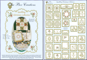 Sparkling Christmas collection by Sue Box - Full Download