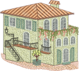 Traditional Homes and Gardens collection by Sue Box - Full Download