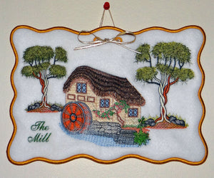 The Mill Wall-Hanging